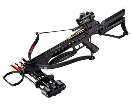 Купите рекурсивный арбалет Man-Kung MK-XB21 черный в Краснодаре в нашем интернет-магазине