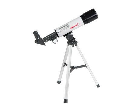 Купите телескоп veber 360/50 AZ в кейсе (рефрактор, 50мм, F=360мм, 1:7.2) на азимутальной монтировке в интернет-магазине