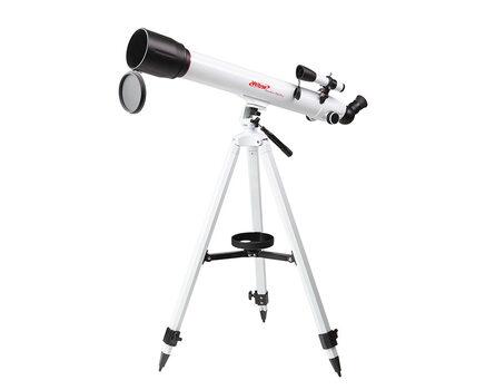 Купите телескоп Veber PolarStar 700/70 AZ (рефрактор, 70мм, F=700мм, 1:10) на азимутальной монтировке в интернет-магазине