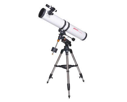 Купите телескоп Veber PolarStar 900/114 EQ (рефлектор Ньютона, 114мм, F=900мм, 1:11.8) на экваториальной монтировке в интернет-магазине