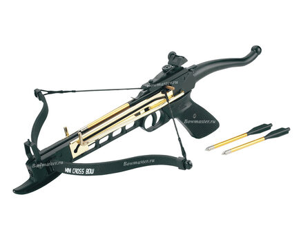 Купите арбалет-пистолет Скаут Man-kung MK-80A4AL пистолетного типа в интернет-магазине